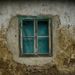 prozor na selu